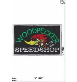 Woody Woody Woodpecker - Speedshop