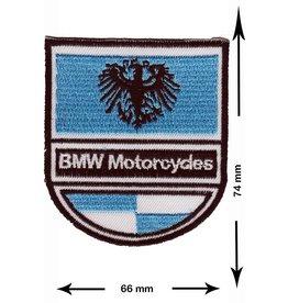 BMW BMW Motorcycles - blazon