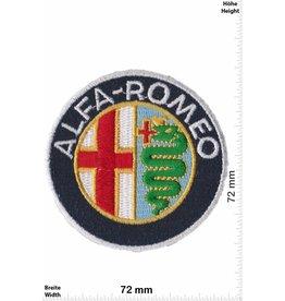 Alfa Alfa Romeo - rund