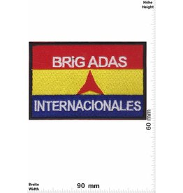 France Brigadas Internacionales - Flag