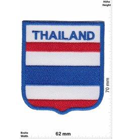 Thailand Thailand  Wappen  - Flagge