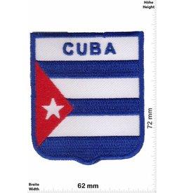 Cuba  Kuba - Cuba  Wappen  - Flagge