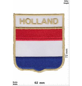 Netherland Norway - Coat of Arms - Flag