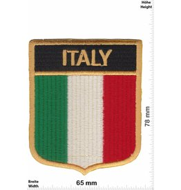 Italy Italy - Coat of Arms - Flag