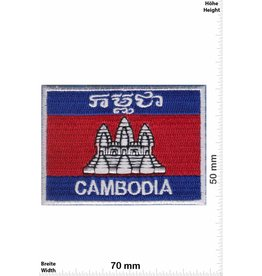 Cambodia Kambodscha - Cambodia - Flagge