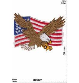 USA USA - Adler - Flagge