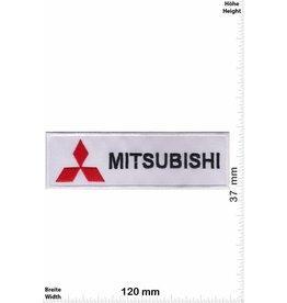 Mitsubishi Mitsubishi - white