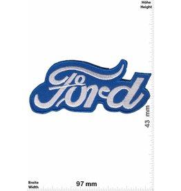 Ford Ford - blau