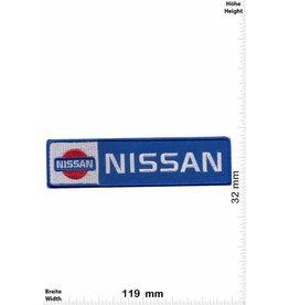 Nissan Nissan - blau