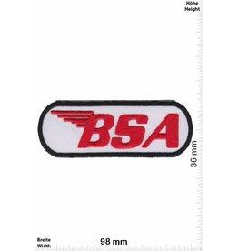 BSA BSA - rot - Oldtimer - Classic