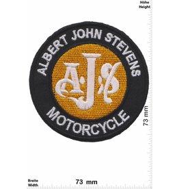 A.J.S.  Albert John Stevens - AJS - Motorcycles