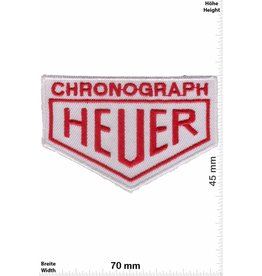 Heuer Heuer Chronograph - red