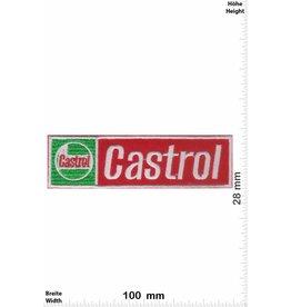 Castrol Castrol - red