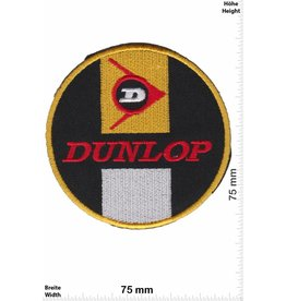 Dunlop Dunlop - round- black -gold