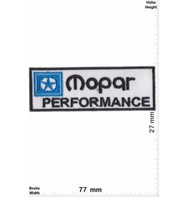 Mopar MOPAR - Performance - blue