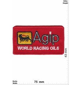 Agip Agip World Racing Oils - rot - small