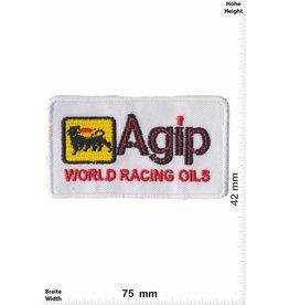 Agip Agip World Racing Oils - weiss - small