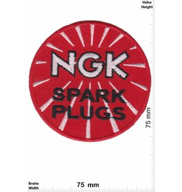 NGK Spark NGK - Spark Plugs - red