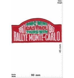 Castrol Castrol - Rallye Monte Carlo