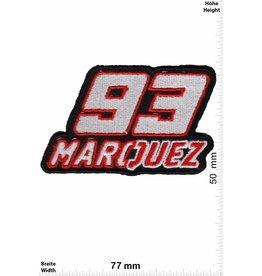 93 Marc Marquez 93 - Marc Márquez - Spain