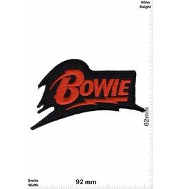 David Bowie Bowie - red