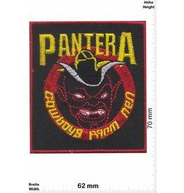 Pantera Pantera - rot - Devil