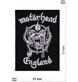 Motörhead Motörhead England small