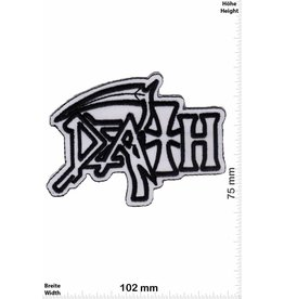 Death Death - Death-Metal-Band - weiss