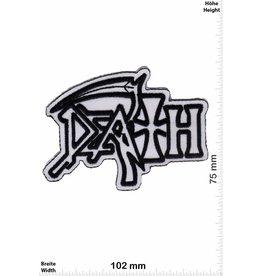 Death Death - Death-Metal-Band - white