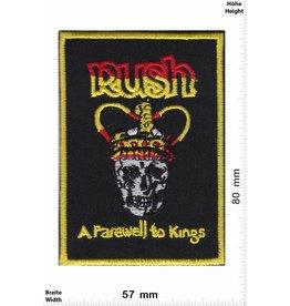 Rush Rush - A Farewell to Kings