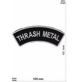 Thrash Metal Thrash Metal - curve