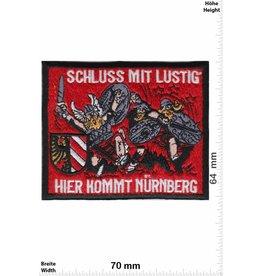 Nürnberg Schluss mit lustig - Hier kommt Nürnberg