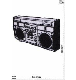 Oldschool Kassettenrecorder - Ghettoblaster