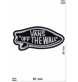 "Vans ""Vans """"OFF THE WALL"""" - black"