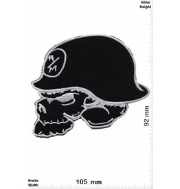 Monster Metal Mulisha - Energy - black