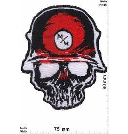 Monster Metal Mulisha - Energy - red