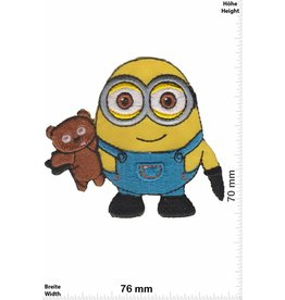Minion Minion -Teddy - Despicable Me