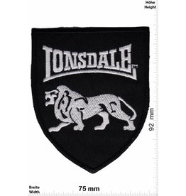 Boxen Lonsdale London - black - Boxing - Boxen - Fight Streetwear -