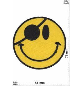 Smiley Smiley - Smile - Pirate