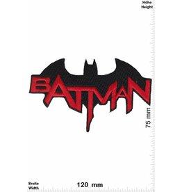 Batman Batman - red black
