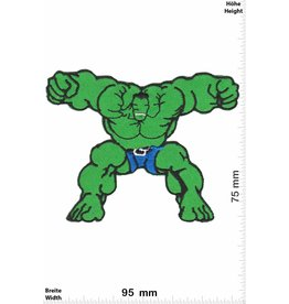 Calimero Hulk - Marvel-Comic