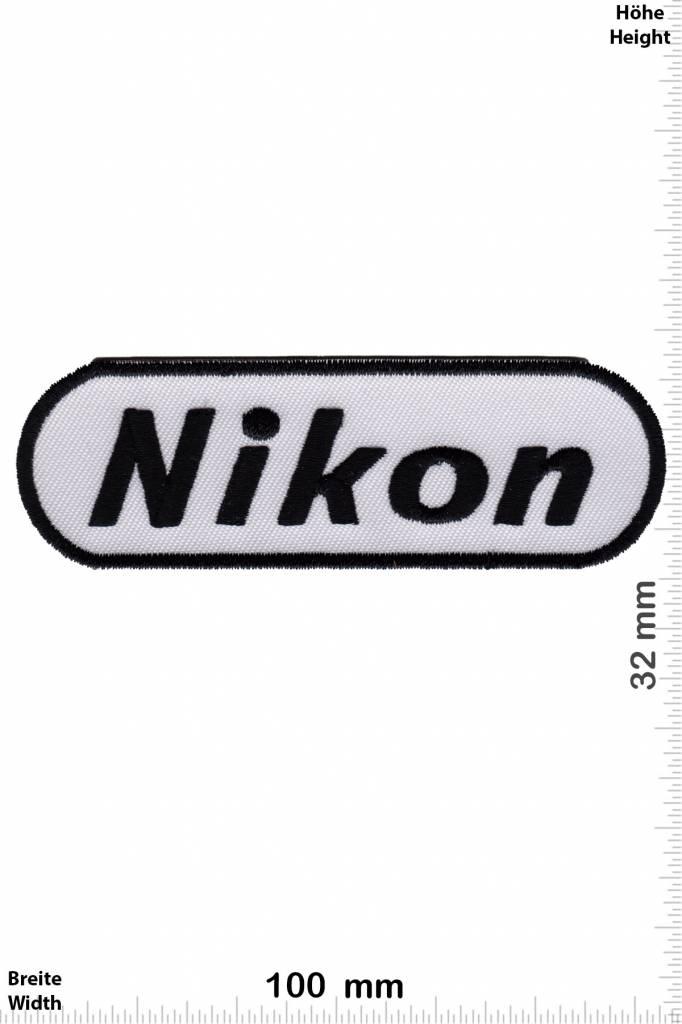 Nikon - Patch - Back Patches