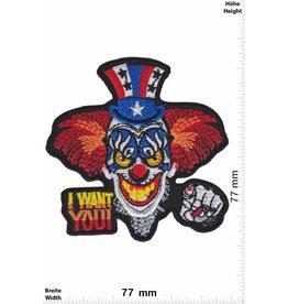 Clown I want you - Clown