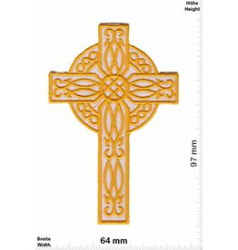 Kruzifix Cross - Crucifix - yellow