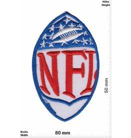 NFL NFL - National Football League -USA - oval