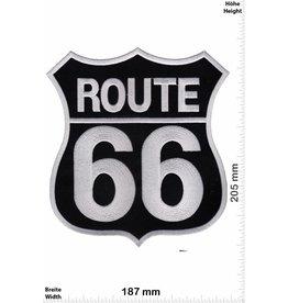 Route 66 Route 66 - silver - 20 cm - BIG