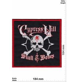 Cypress Hill  Cypress Hill - Skull & Bones - 18 cm - BIG