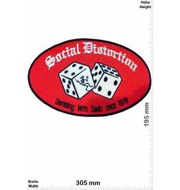 Social Distortion Social Distortion - 31 cm - BIG