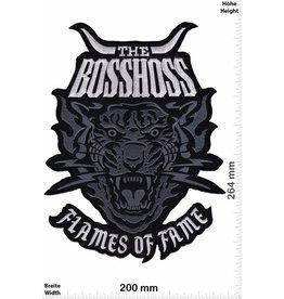 Bosshoss The BOSSHOSS - Flames of Fame - silver- 26cm - BIG