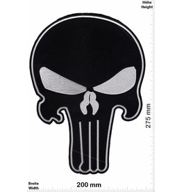 Punisher Punisher  black -  27 cm - BIG